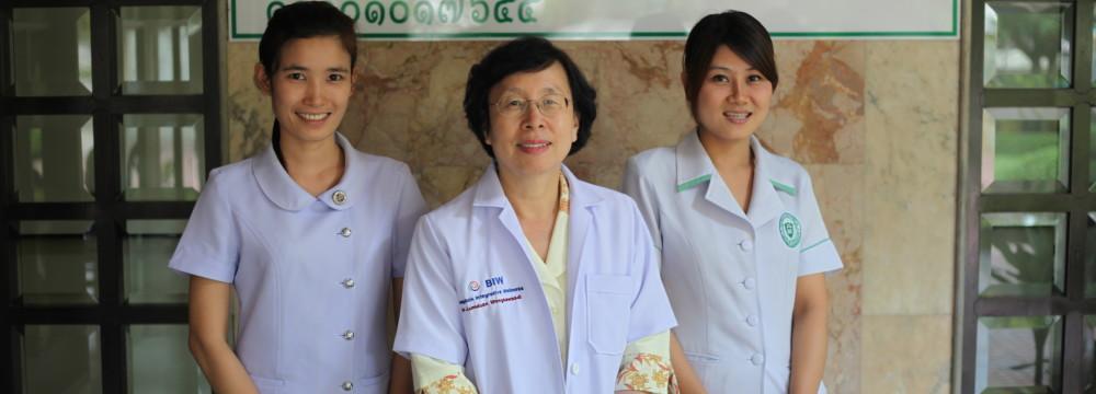 Bangkok Health Clinic - Our staff