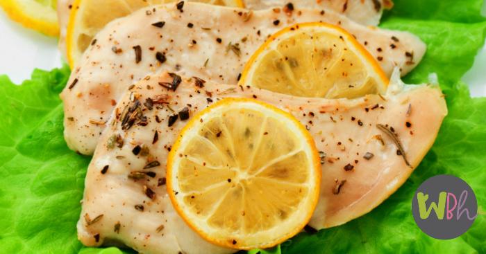 Instant Pot Lemon Garlic Chicken Recipe (Whole30, Paleo ...