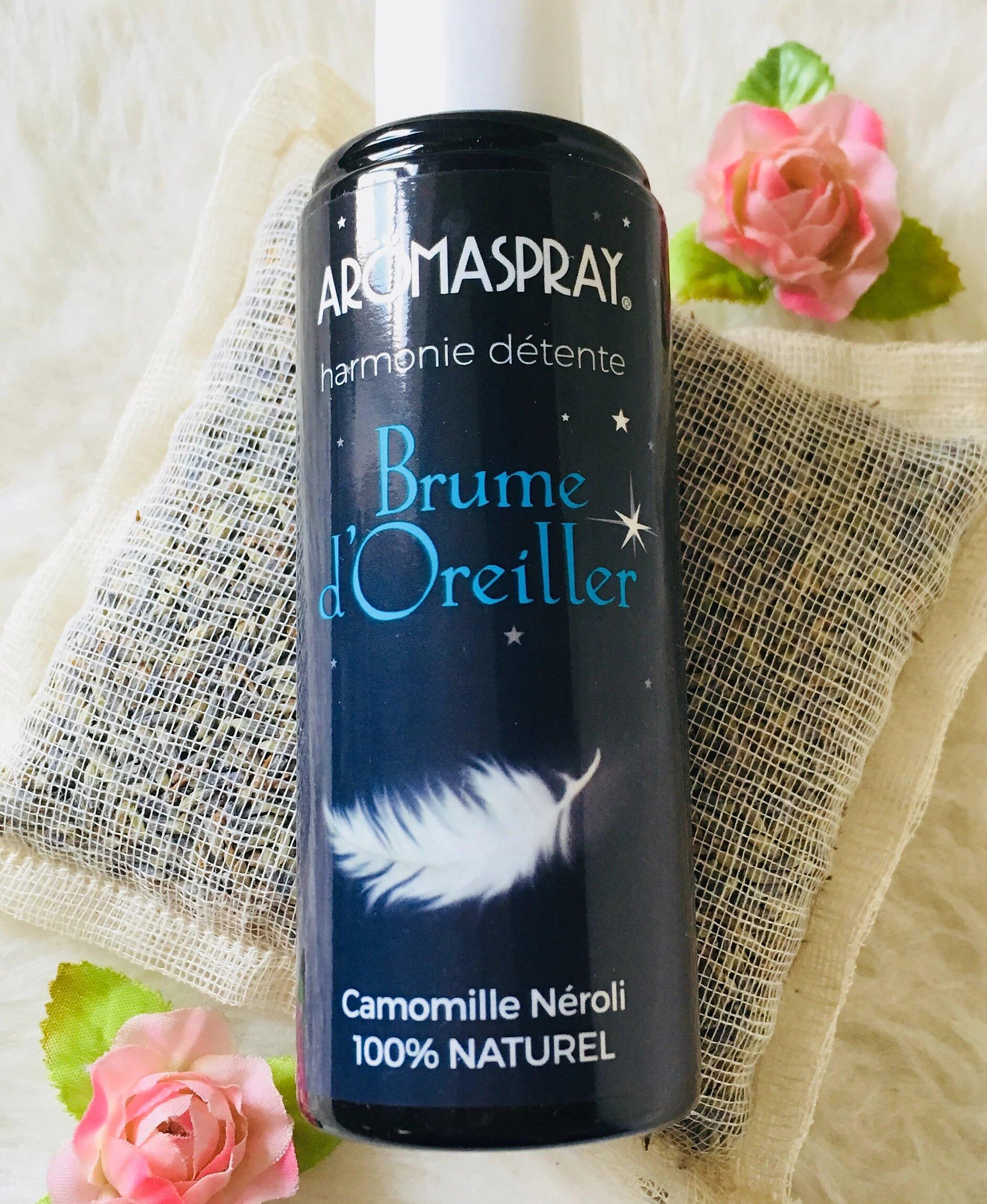 Aroma Spray : l'aromathérapie atmosphérique aux Huiles essentielles 100 % naturelles
