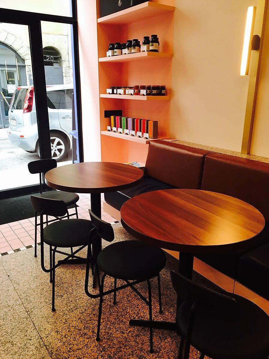 Signé Extrait, le Coffee Shop à Lyon