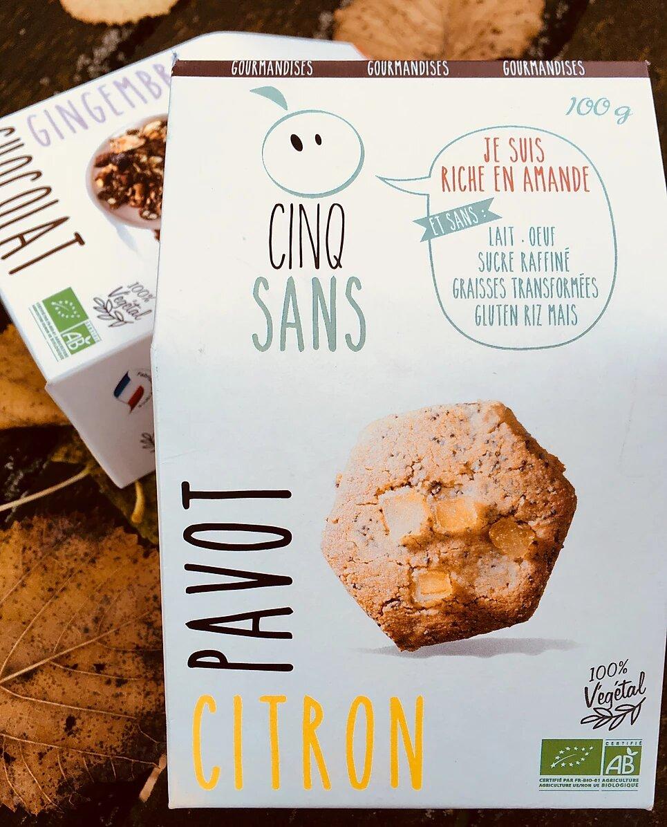 Biscuits Vegan sans Gluten ni Sucres Raffinés