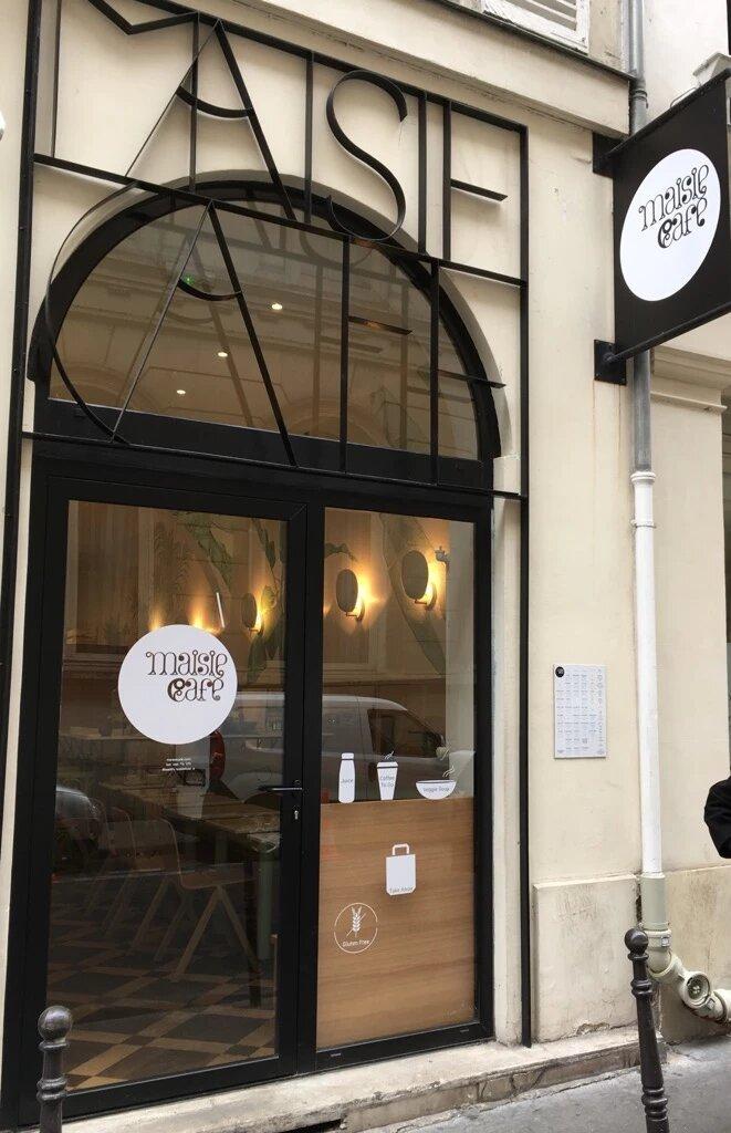 Maisie Café Paris