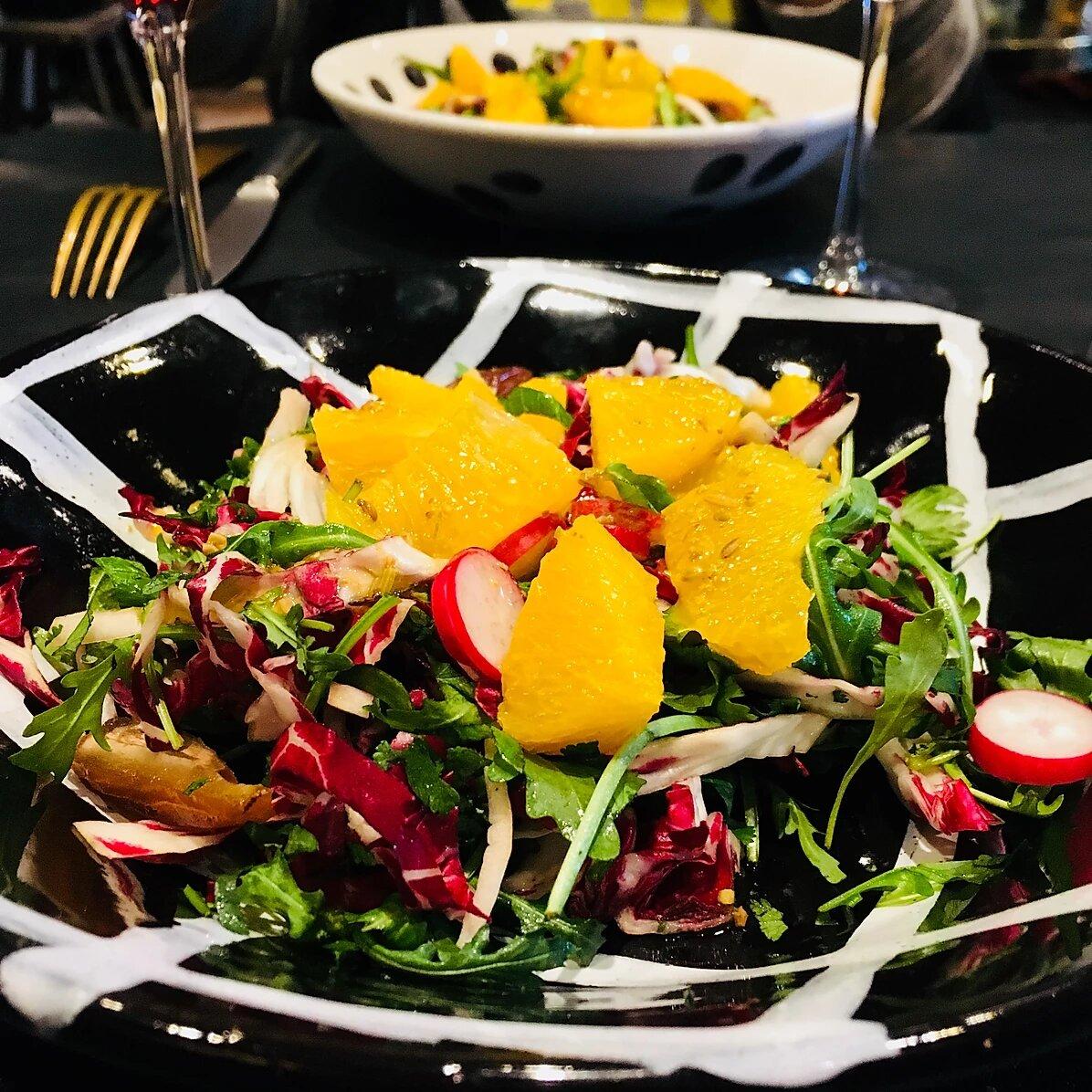 Maison Hand, restaurant à Lyon Végétarien & Chic