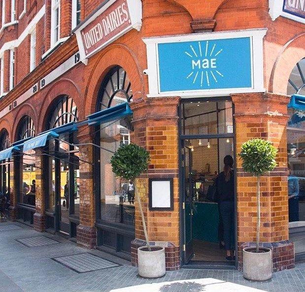 Deliciously Ella Deli, Londres
