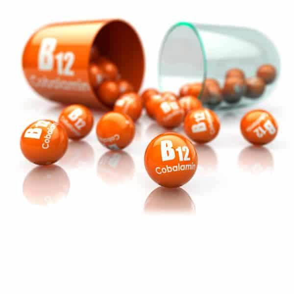 vitamine B12 de synthèse