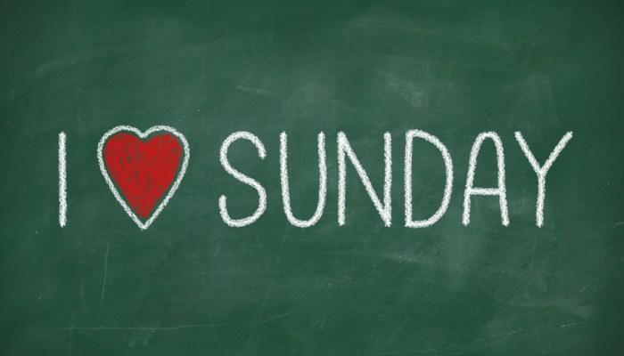 """Songercize"" Sunday !"
