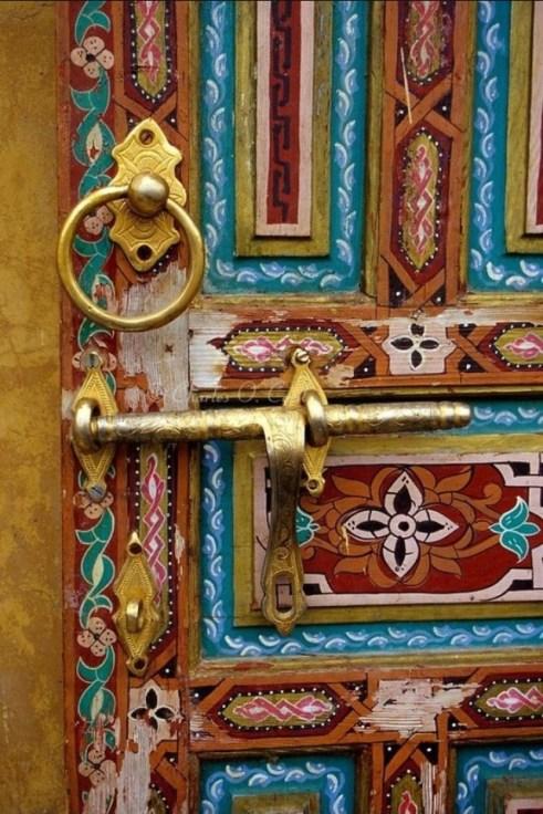 #doors#art#front#entry#magic#color#decor