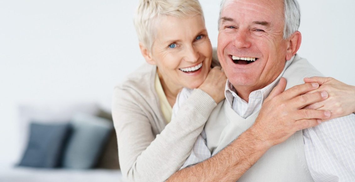photodune  retired elderly couple smiling together m