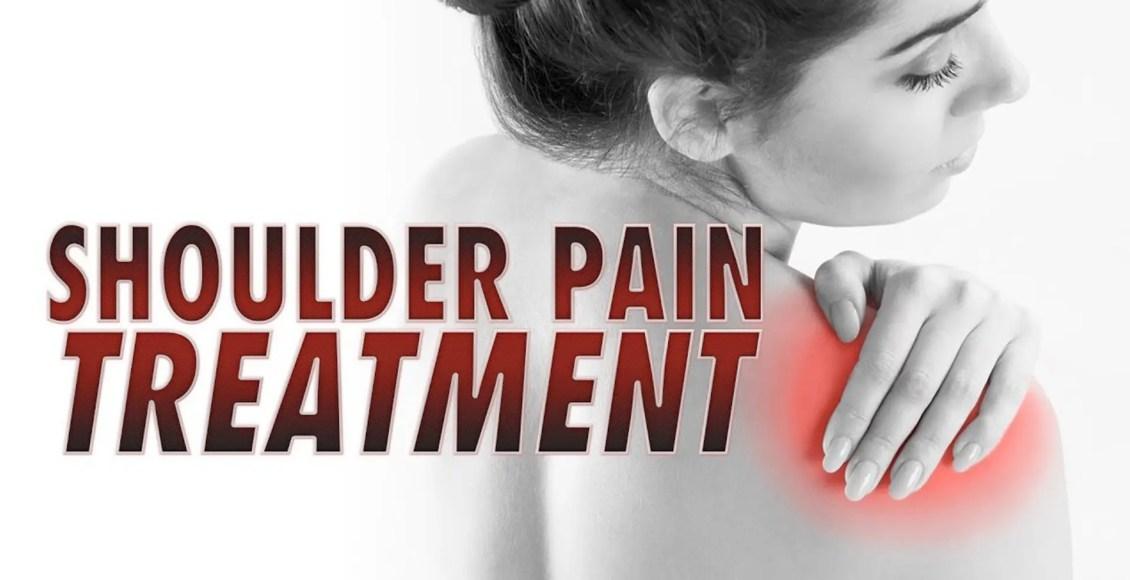 shoulder treatment el paso, tx.