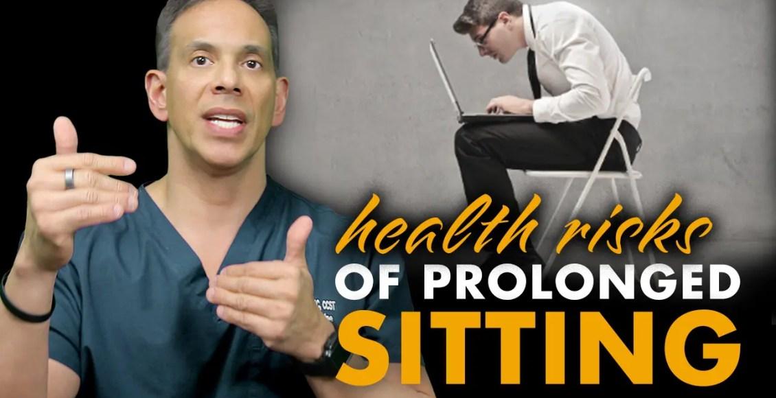 Prolonged Sitting Injury Medical & Chiropractic Clinic El Paso, TX.