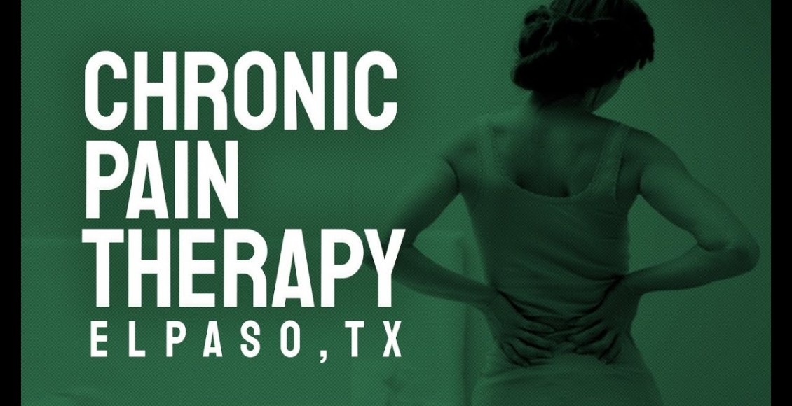 11860 Vista Del Sol Chronic Pain Chiropractic Therapy | El Paso, Texas