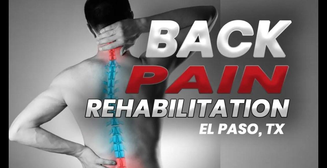 11860 Vista Del Sol Ste. 128 Specialized Treatment for *BACK PAIN* | El Paso, Tx