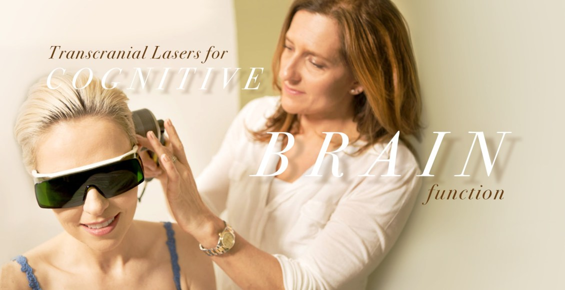 Transcranial Lasers for Cognitive Brain Function | El Paso, TX Chiropractor