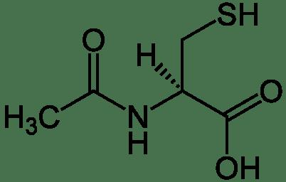 (R)-N-Acetylcysteine_Structural_Formulae