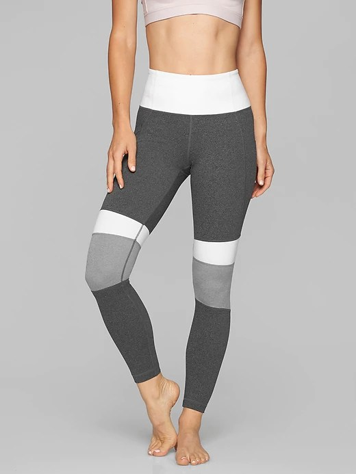 color block athleta