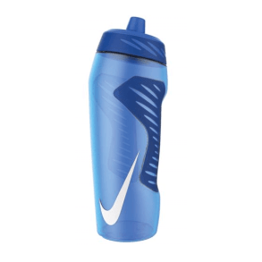 nike 24 oz water bottle blue
