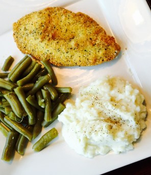 Whipped Cauliflower as a delicious, healthy side dish!