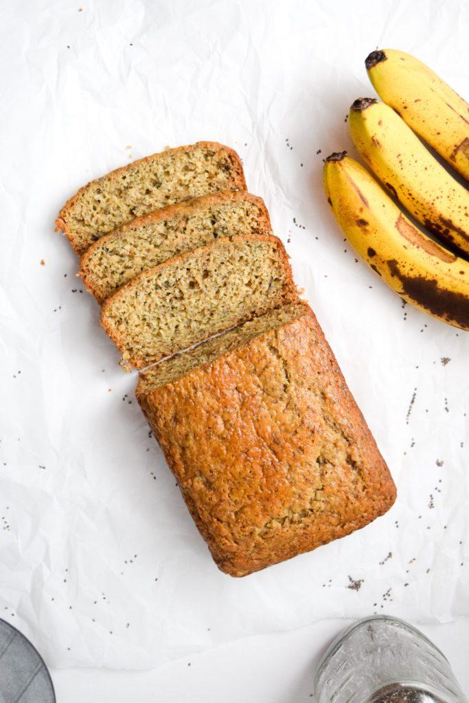 chia banana bread