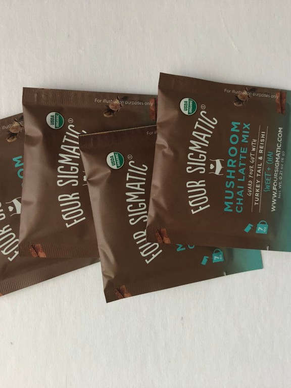 four sigmatic packets