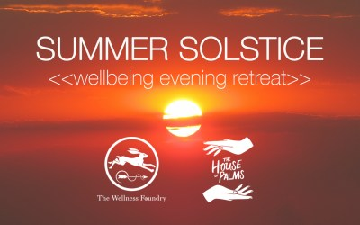 Wednesday 19th June, 2019 | Summer Solstice Evening Retreat