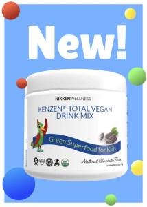 NIKKENs Kenzen Vegan Drink Mix