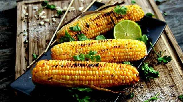 Corn Cob Healthy Monsoon Snack