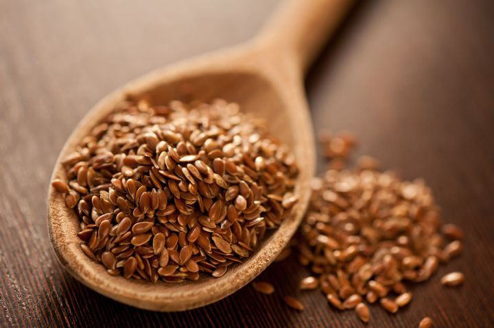 Flaxseeds Fire Up Metabolism & Controls Sugar