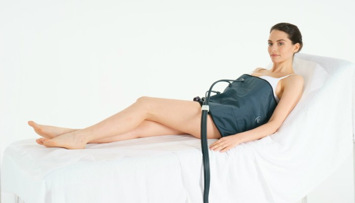 Reduce Cellulite with Compression Massage Pressotherapy