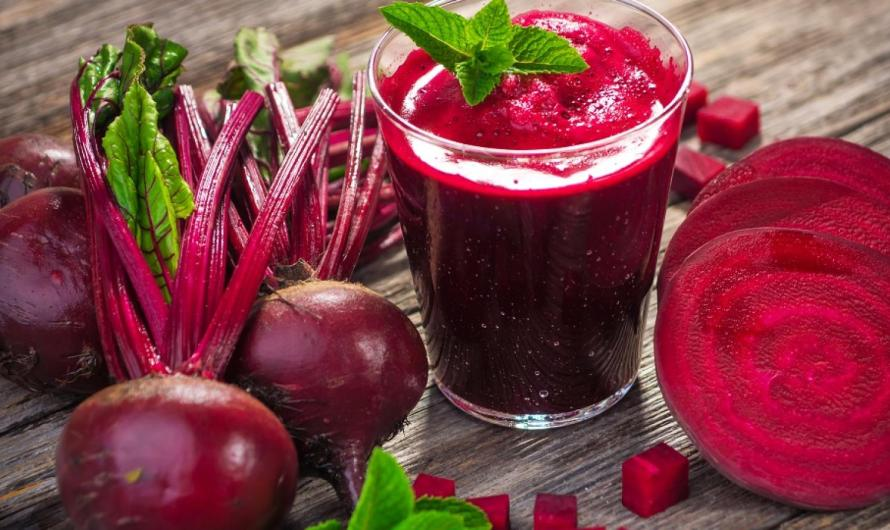 Super Beets Energy with Beetroot Juice