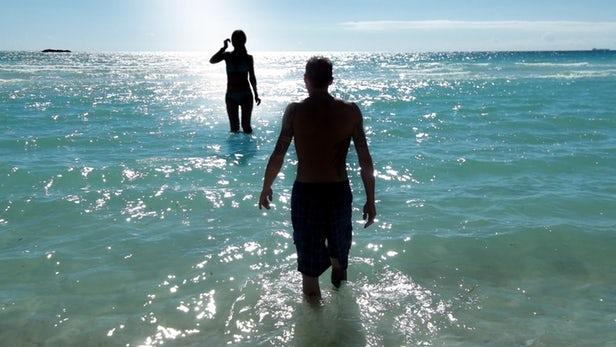 Sea Water Benefits