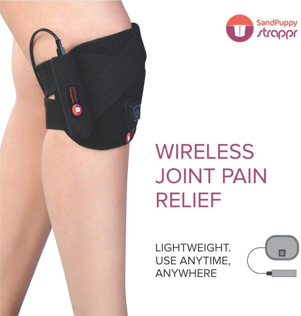Wellness Health Care Device- Wireless & Portable Joint Pain Relief Heating Pad
