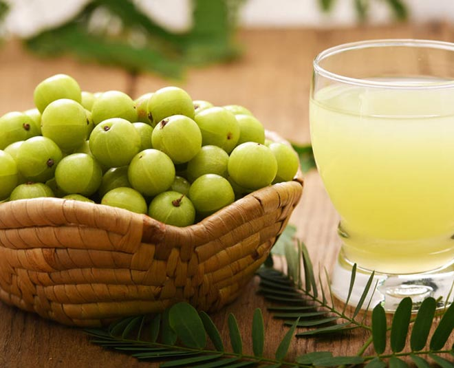 Amla Juice is an Immunity Booster