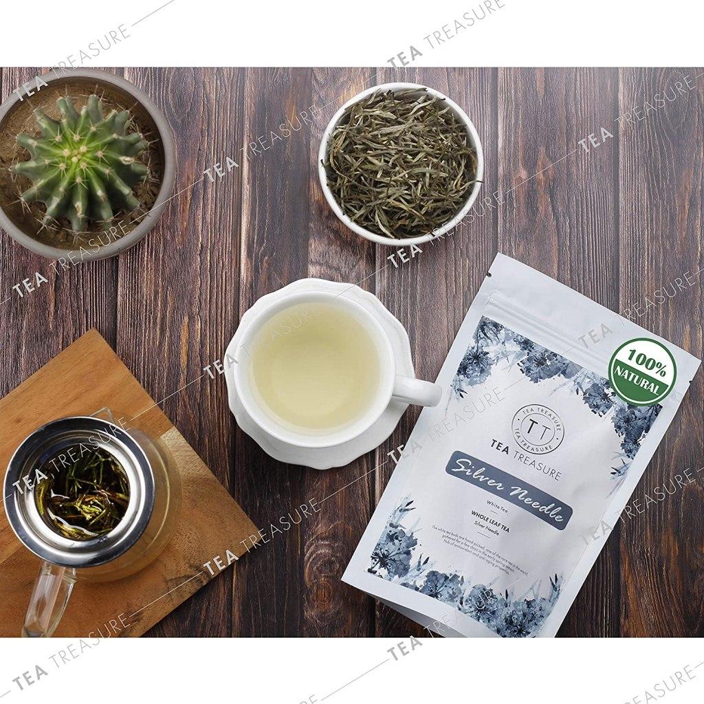 TeaTreasure Silver Needle White Tea