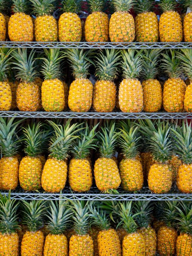 Pineapple-Highest Sources of Vitamin C