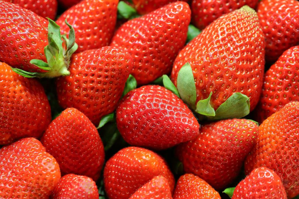 Strawberries are known for their antioxidant properties all over, but they are also a rich source of vitamin C.
