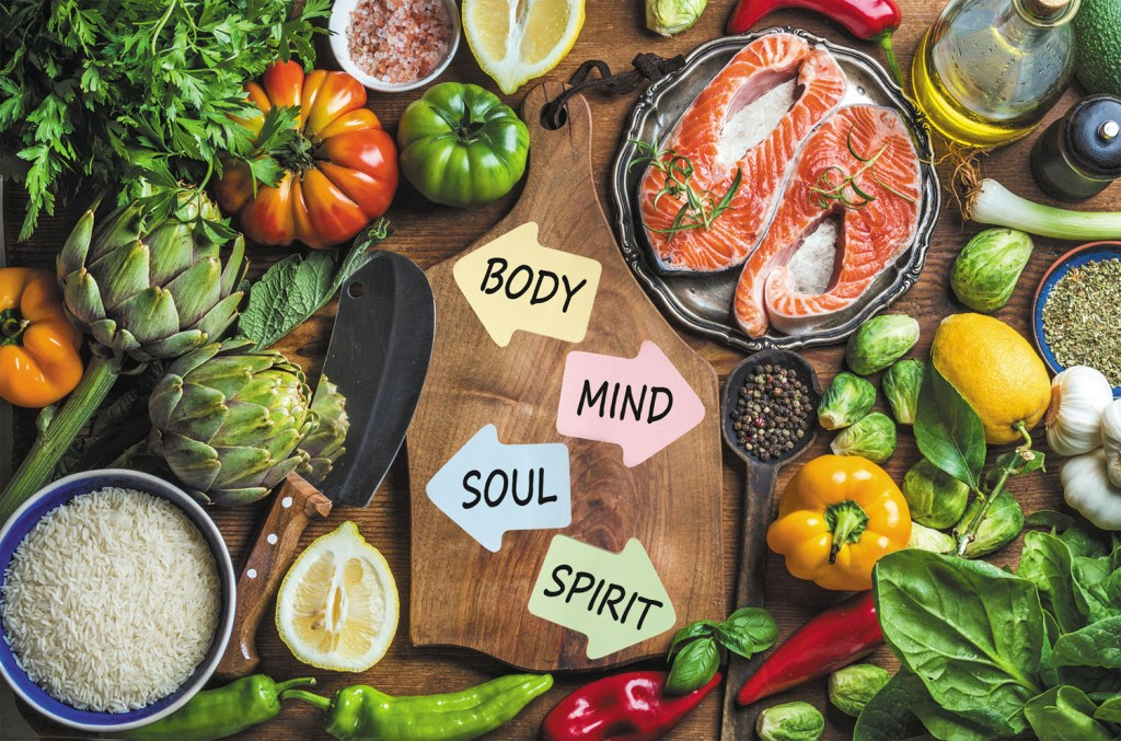 Food and Mood for Emotional Well Being