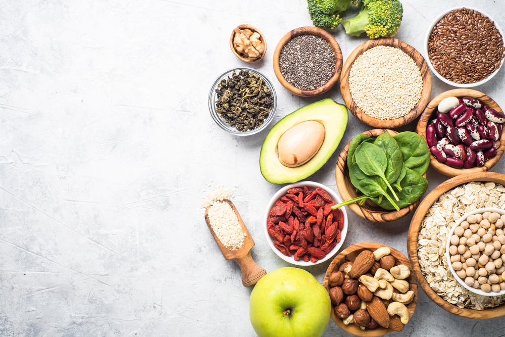 Indian Superfoods in your Diet