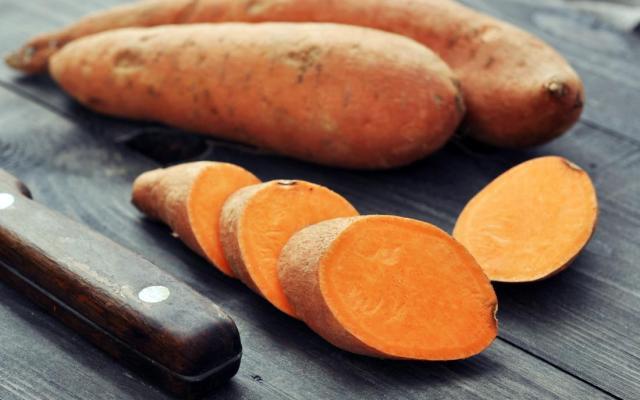 Indian Superfood Sweet Potatoes