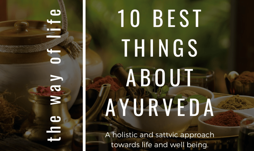 10 Best Things About Ayurveda | Holistic Health