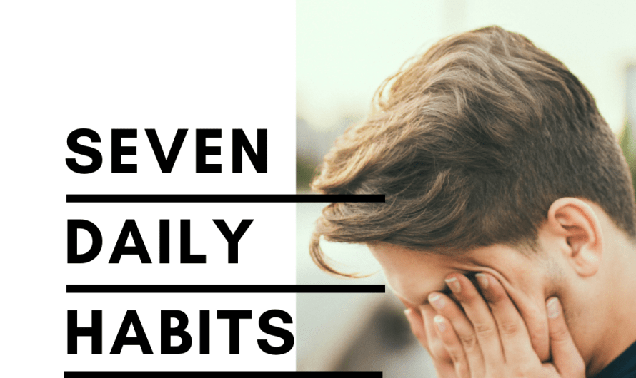 7 Daily Habits That Drain or Retain Your Energy