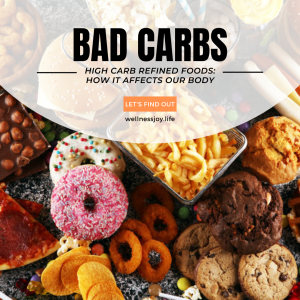 High Carb Foods: How it Affects our Body