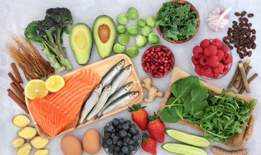 5 Anti-Inflammatory Food to Fight Inflammation