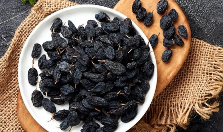Black Raisins The Powerful Food, Gut Health