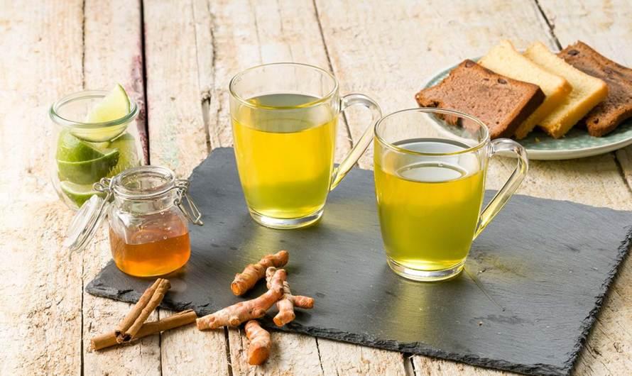 Turmeric Tea: The Golden Remedy Weightloss, Inflammation, Flu