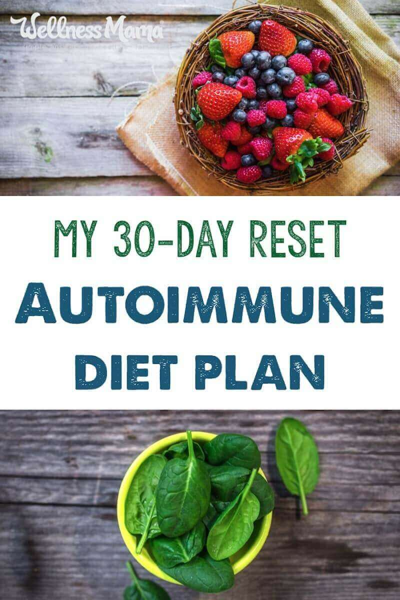 Ho usato questo programma di dieta autoimmune di ripristino di 30 giorni per aiutare a gestire la mia tiroidite di Hashimotos e ottenere la remissione della mia malattia autoimmune.