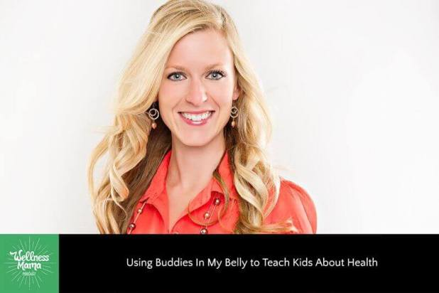 Using Buddies In My Belly to Teach Kids About Health