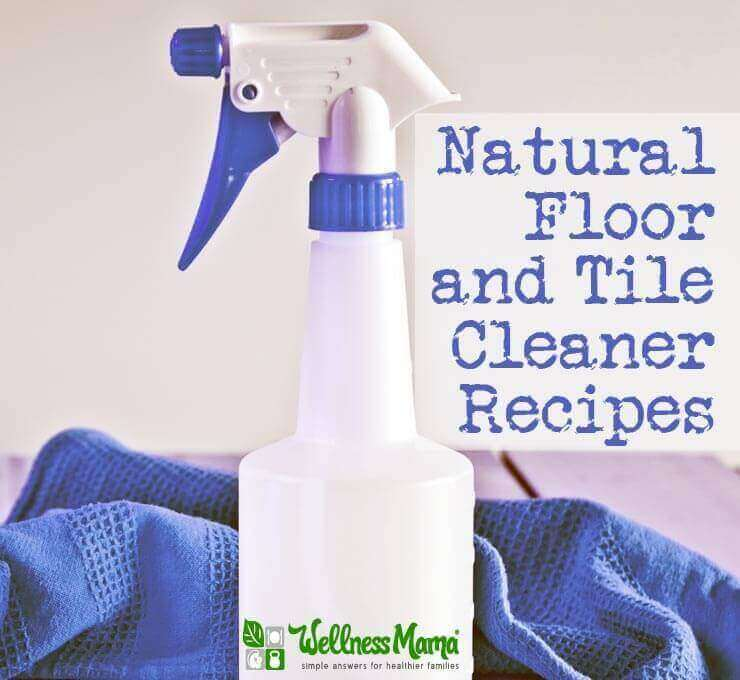Homemade Floor Cleaner Recipes for All Floor Types