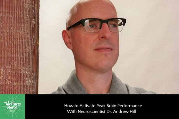 How to Activate Peak Brain Performance with Neuroscientist Dr. Andrew Hill