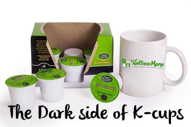 The dark side of k cups health environmental and financial problems The Problem with Coffee Pods