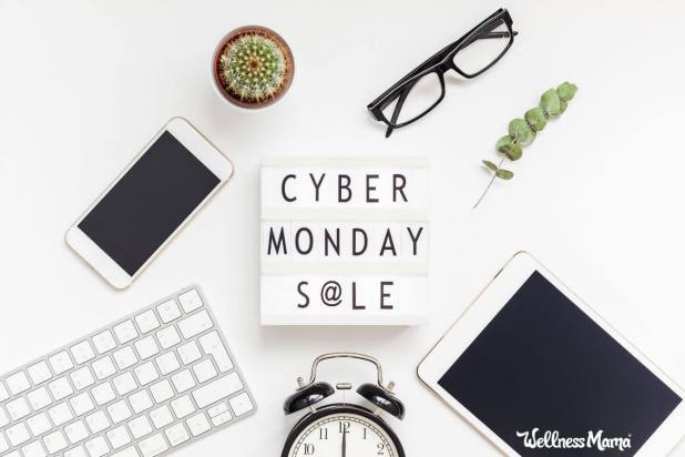 Cyber Monday sales healthy living